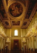 The Rubens Ceiling in the Banqueting House