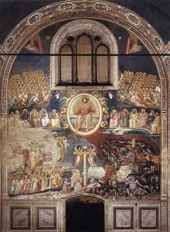 Last Judgement from the Arena Chapel