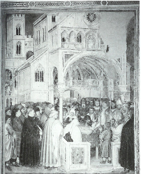 Funeral of St Lucy